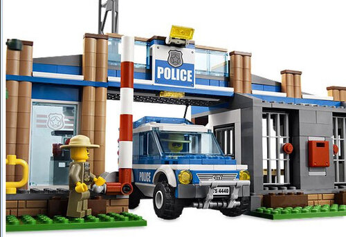Lego Forest Police Station #2