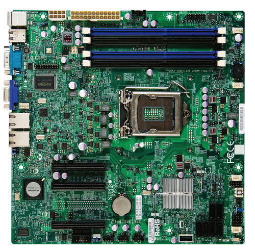Supermicro MBD-X9SCL-O #2