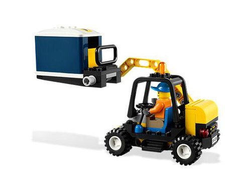 Lego Recycling Truck #5