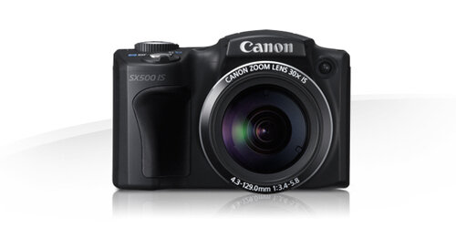 Canon PowerShot SX500 IS #3
