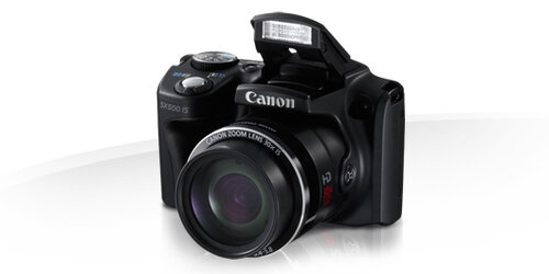 Canon PowerShot SX500 IS #4
