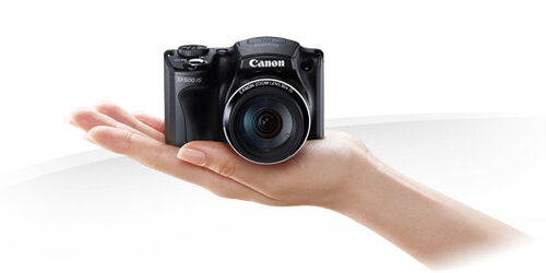 Canon PowerShot SX500 IS #5