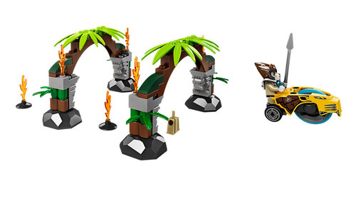 Lego Jungle Gates #3