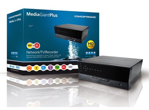 Conceptronic MediaGiant Plus 640GB #6