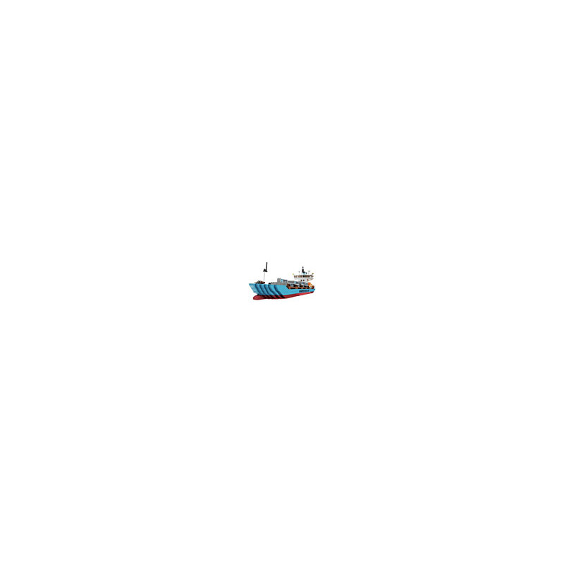 Lego Maersk Sealand Container Ship #1