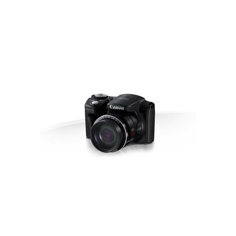 Canon PowerShot SX500 IS #1